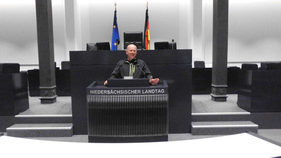 Bild: Niedersächsicher Landtag, HDW, Berlin-Paris