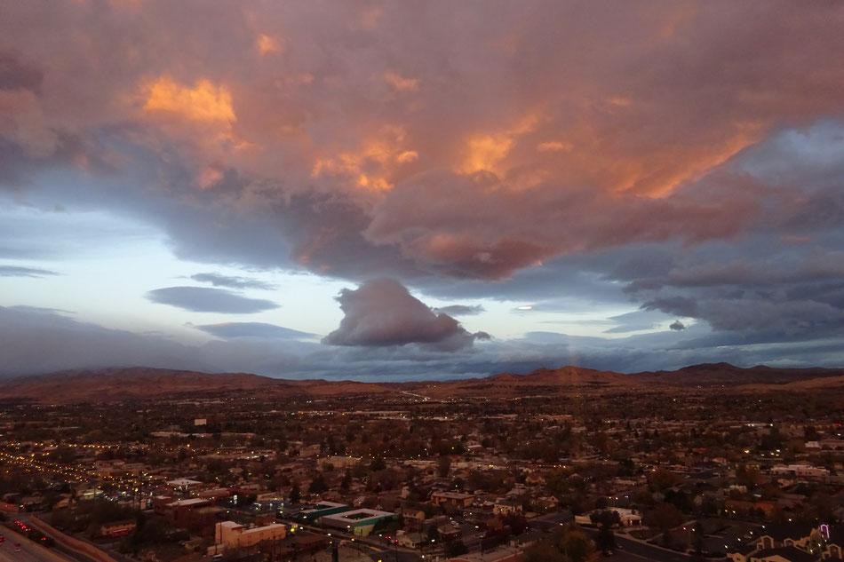 Bild: HDW-USA, America Raod Trip, Nevada, Reno,