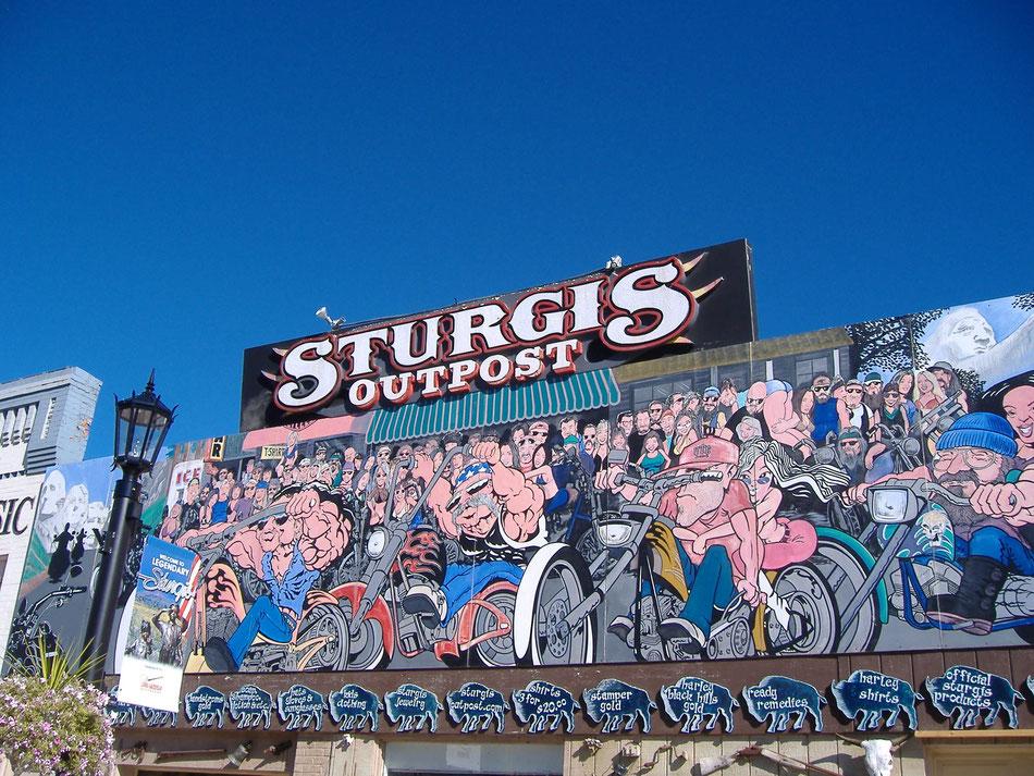 Bild: Sturgis Outpost Biker