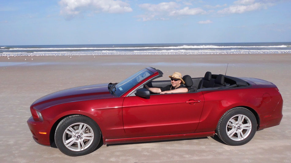 Bilde: HDW, Mustang, Florida, Daytona Beach