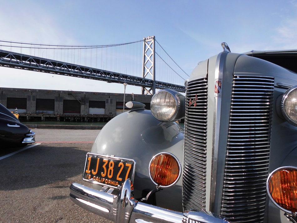 Bild: Bay Bridge San Francisco