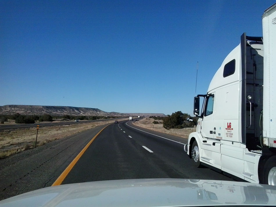 Bild: HDW-USA, Mister T. und der Weiße Büffel, Road Trip, Amerika, Route 66,