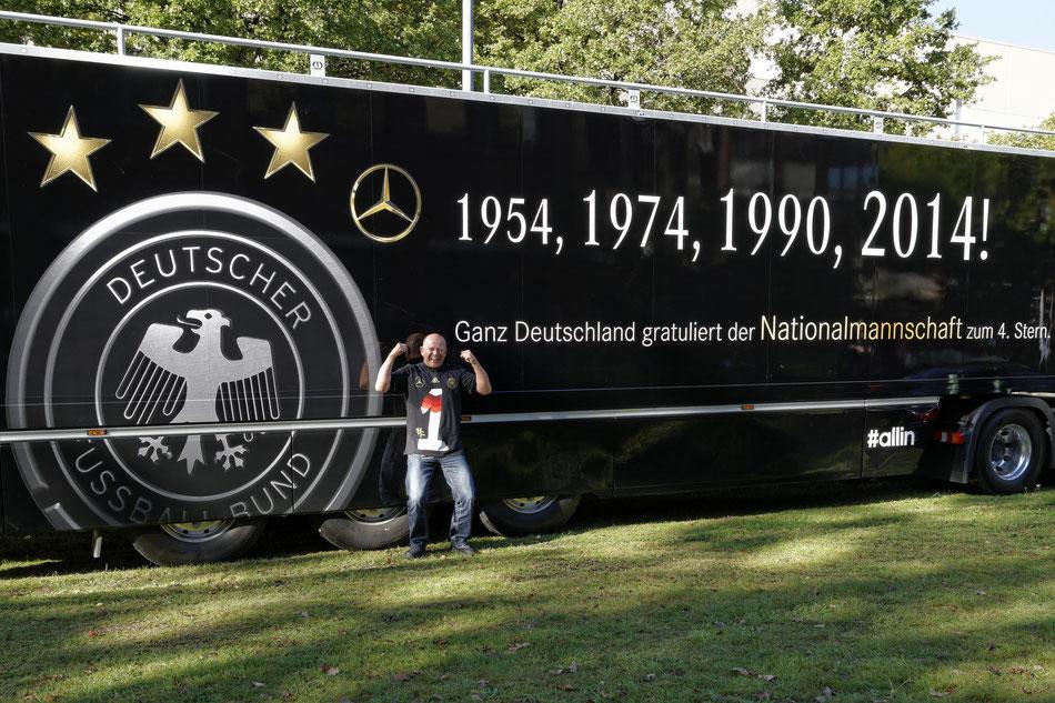 Bild: Deutsche Nationalmannschaft, HDW, Paris, Berlin
