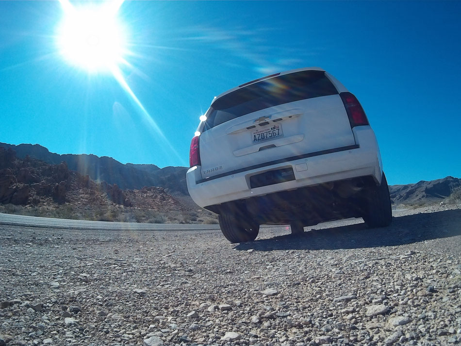 Bild: Chevrolet Tahoe, HDW, USA, Amerika,