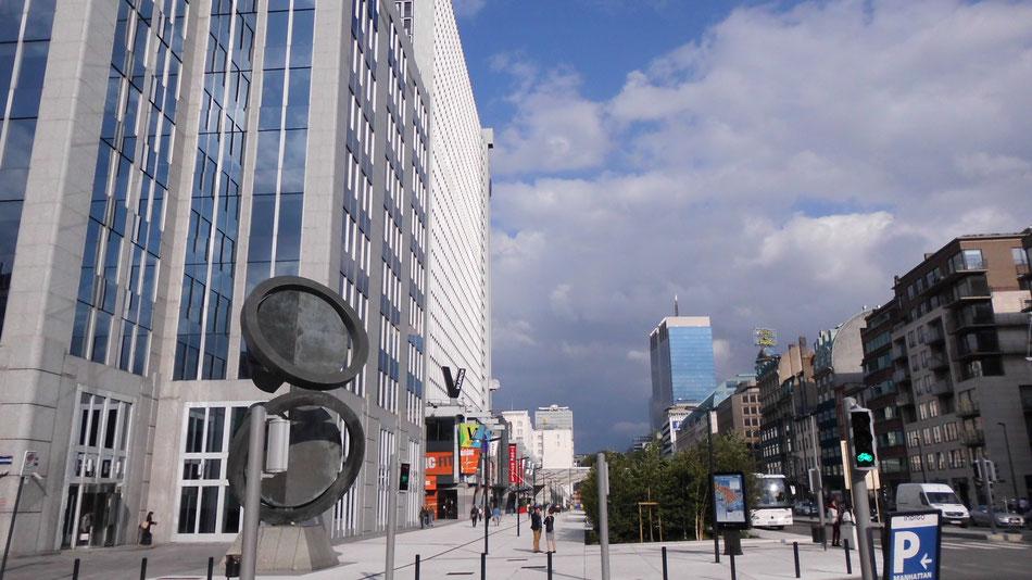 Bild: HDW, Brüssel, EU, e-Bilke-Tour, Berlin-Paris