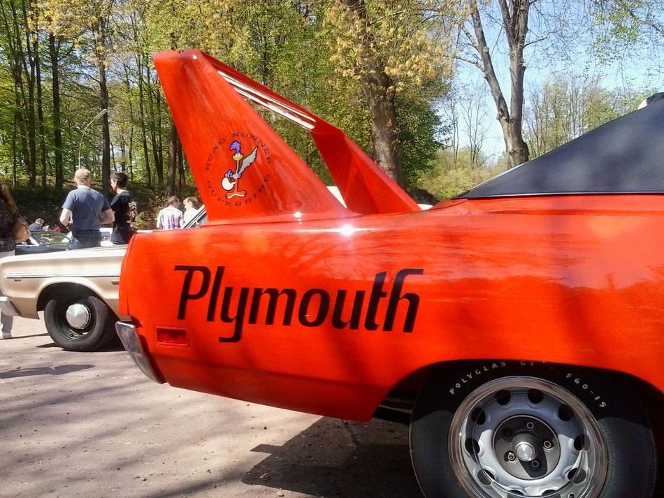 Bild: HDW, Plymouth, Grauerort, Stade, US Cars, Spring Fling
