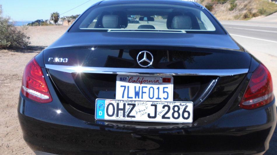 Bild: Mercedes-Benz C300