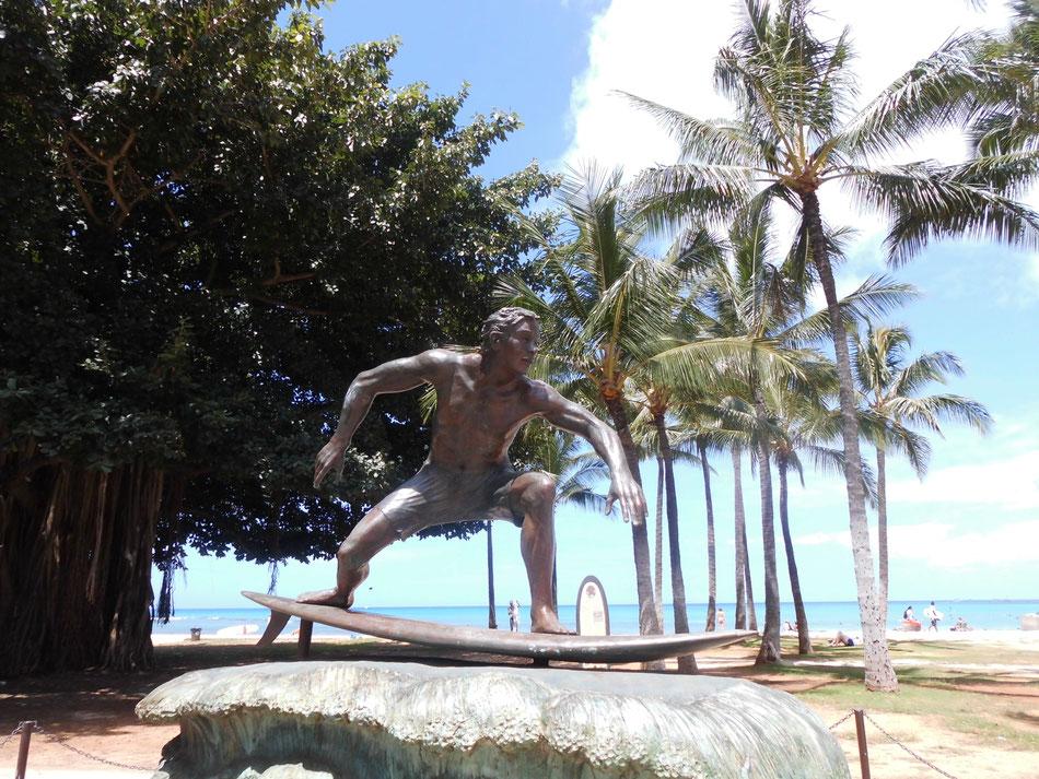 Hier geht es nach Hawaii