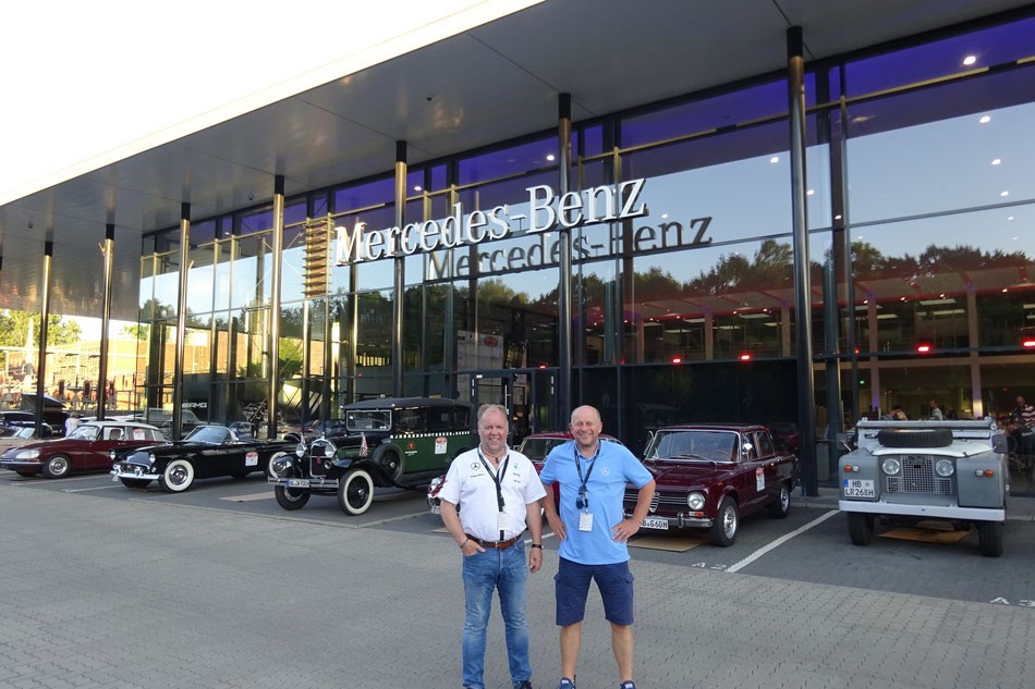 Bild: HDW-USA; Bremen Oldtimer Classics; On the road again; Mercedes-Benz; Rallye; Oldtimer; Vintage Cars