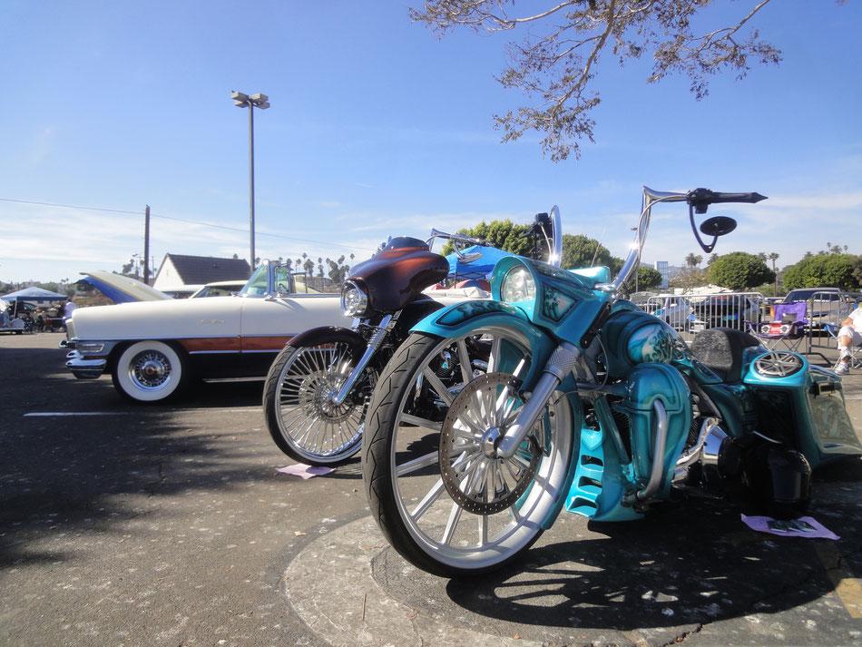 Bild: HDW-USA, Bagers, Long Beach, Los Angeles, Car Show
