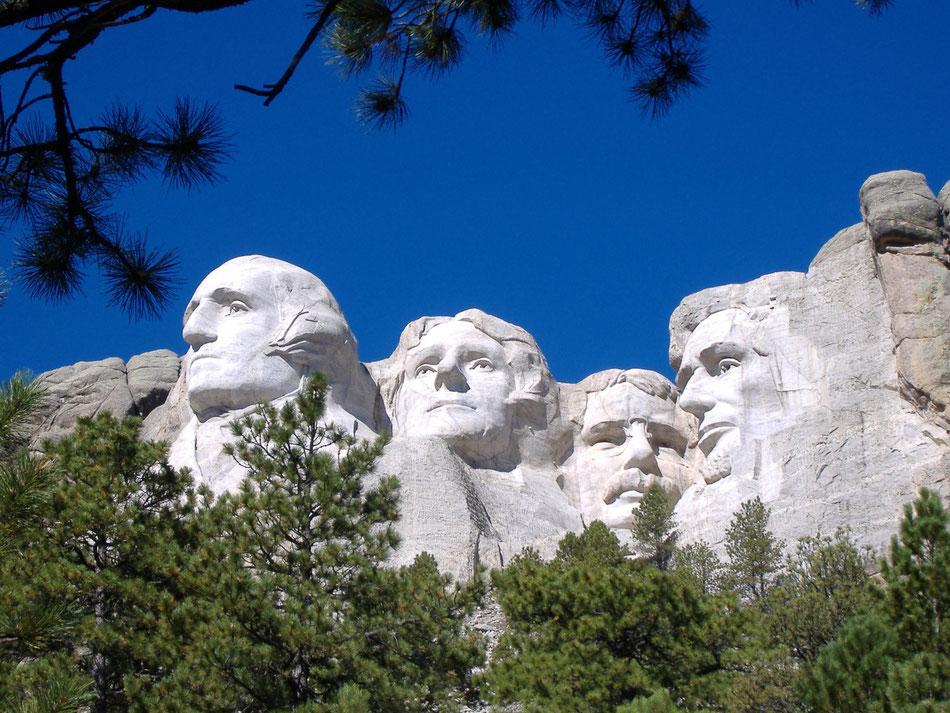 Bild: Mount Rushmore