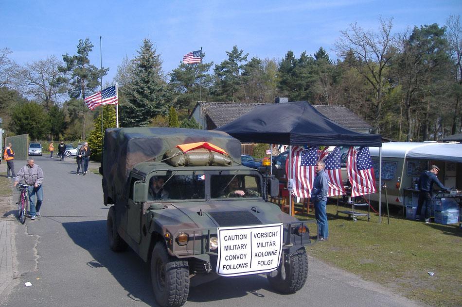 Bild: US Cars Munster, HDW USA, Ford, Treffen