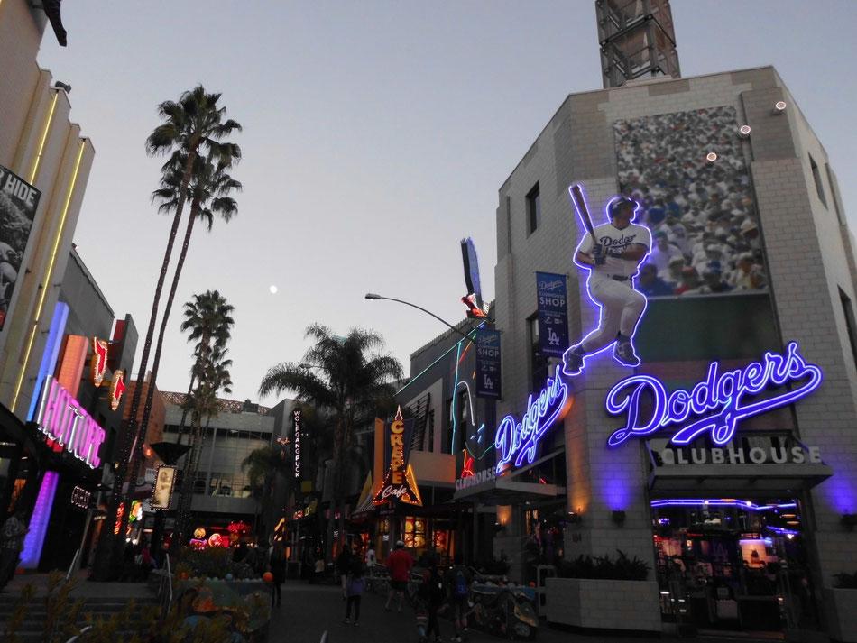Bild: Universal Studios Hollywood, Route 66, HDW, Hans-Dieter Wuttke