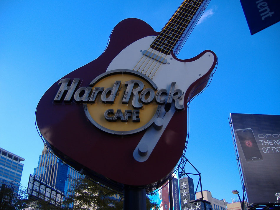 Bild: Hard Rock Cafe Minneapolis
