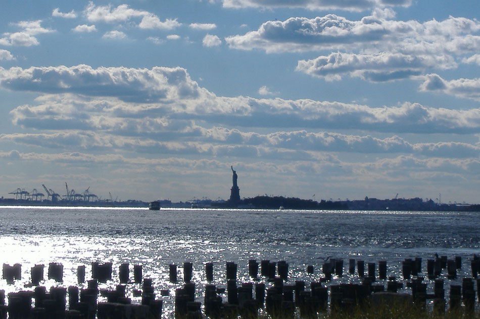 Bild: statue of liberty