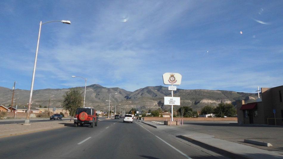 Bild: Alamogordo