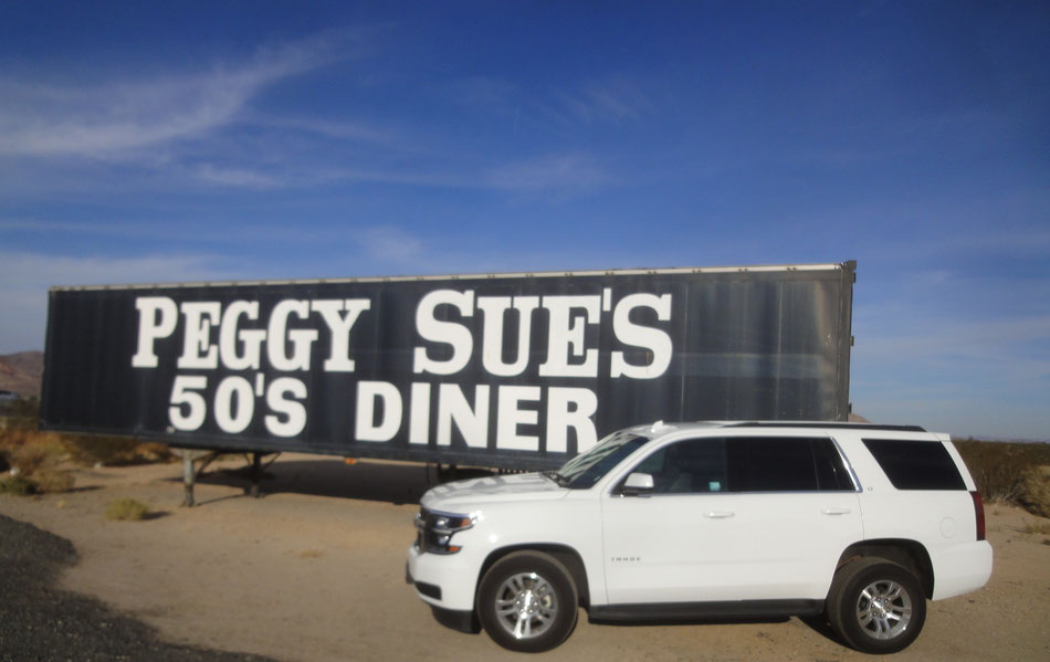 Bild: HDW-USA, Police, Long Beach, Los Angeles, Car Show, Amerika, Der Weiße Büffel, Peggy Sue´s Diner