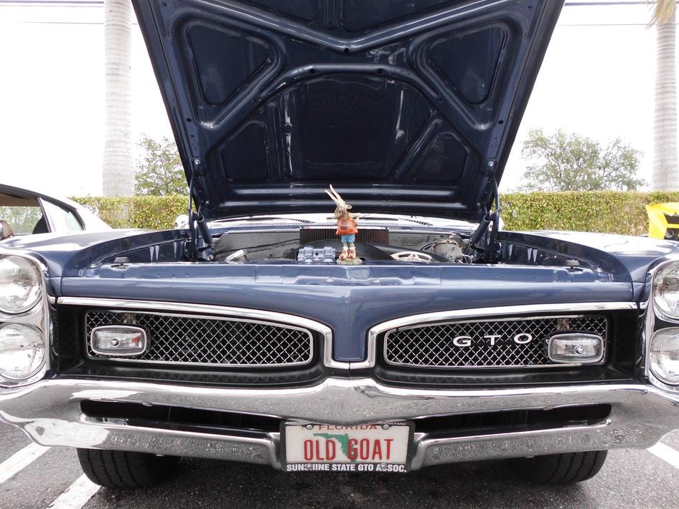 Bild: Pontiac GTO Old Goat