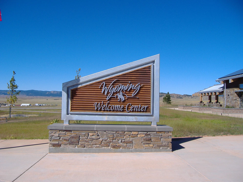 Bild: Wyoming Welcome Center