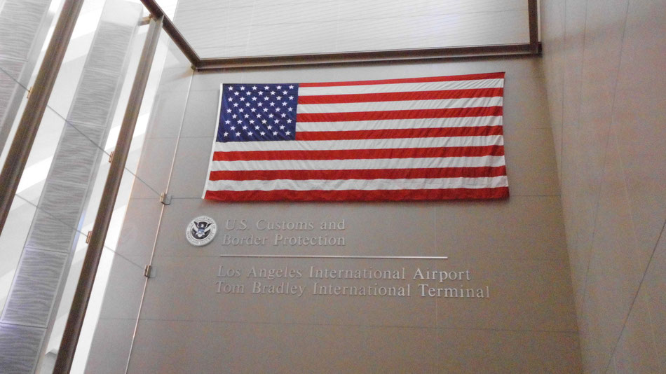 Bild: Los Angeles Tom Bradley International Airport