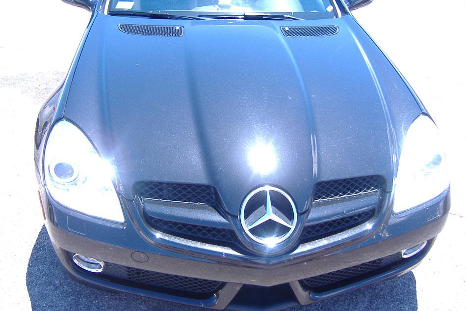 Bild: 20 Jahre SLK, Mercedes-Benz Werk Bremen, HDW, USA, Nevada