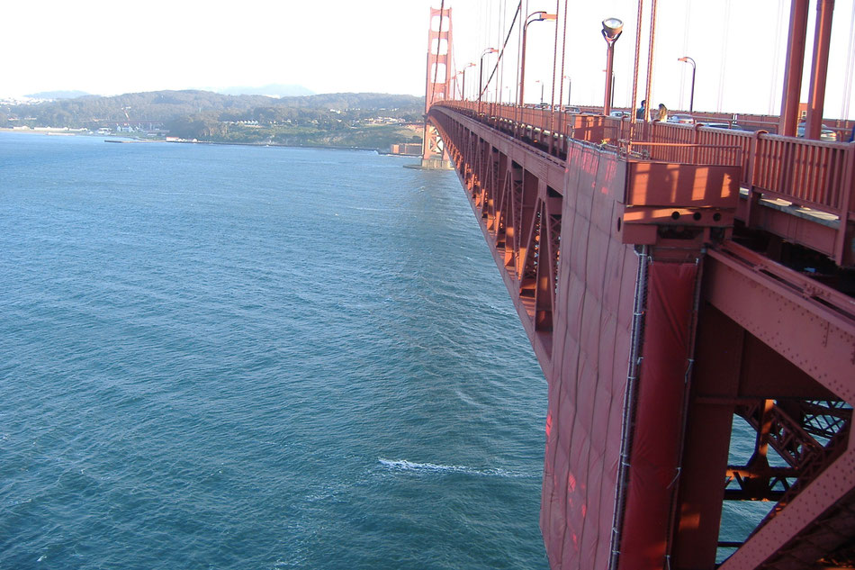 Bild: Golden Gate Bridge San Francisco