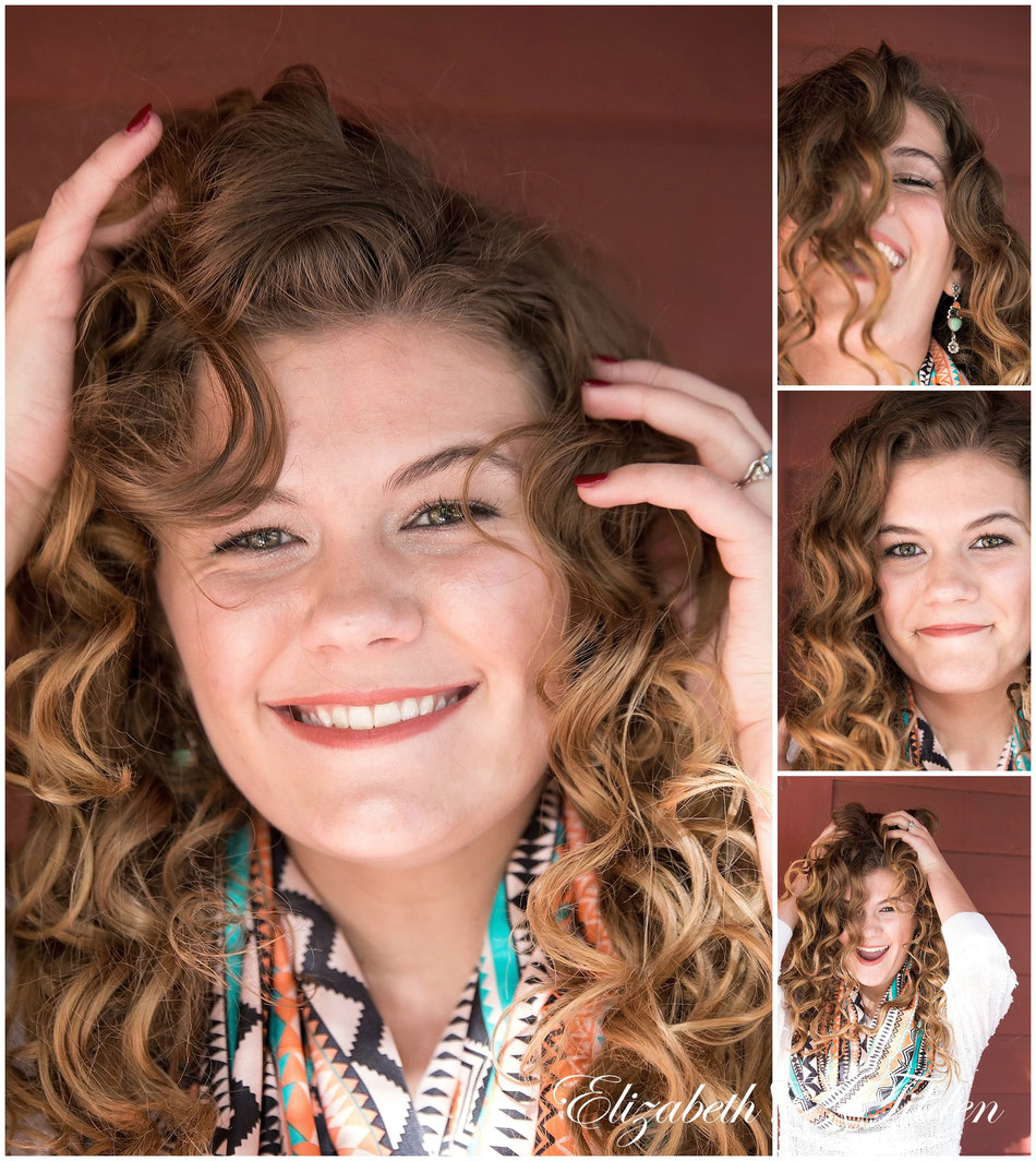 Chestnut Square; McKinney senior photographer