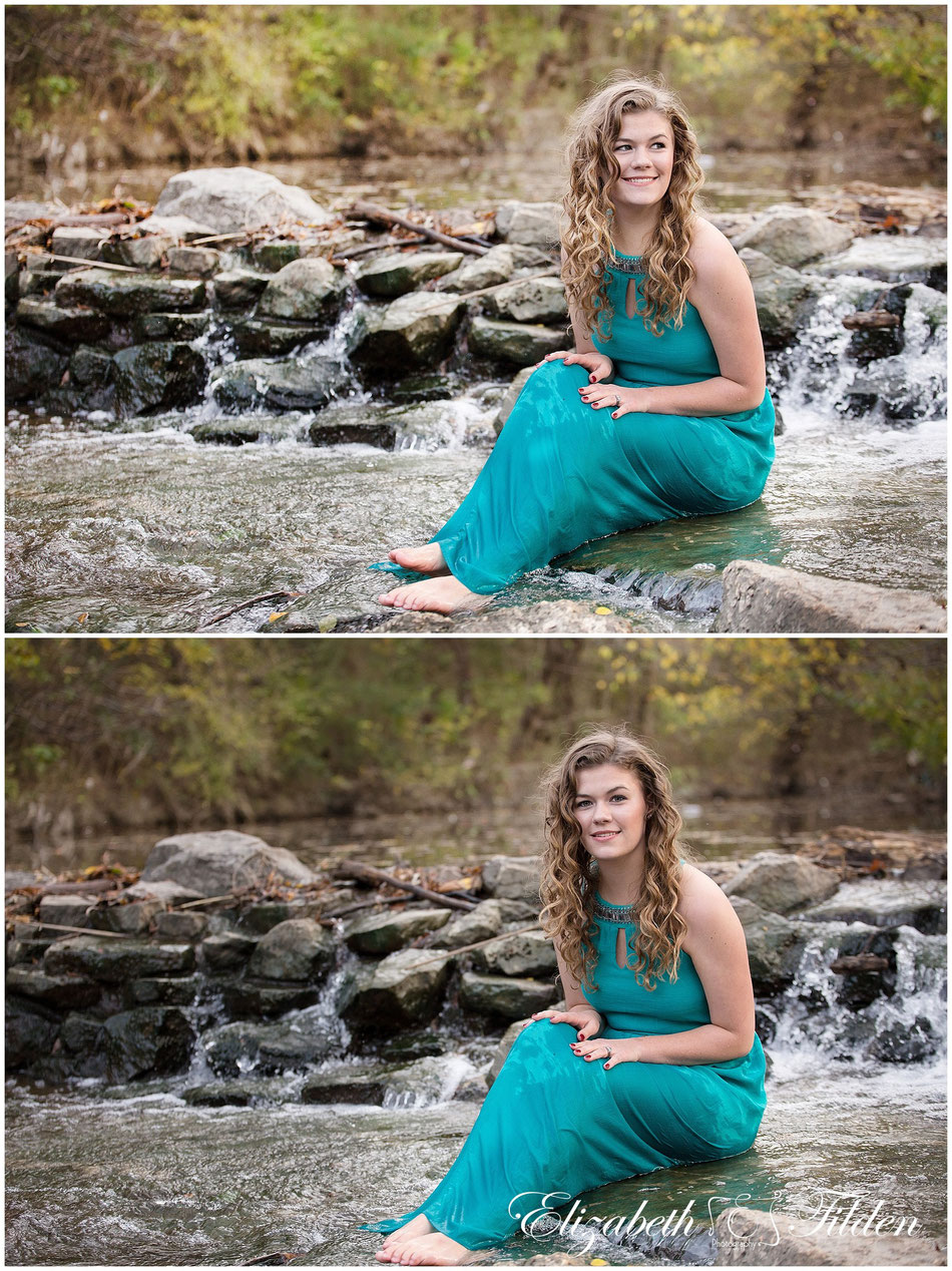 Prairie Creek Park; McKinney senior photographer; Richardson family photographer