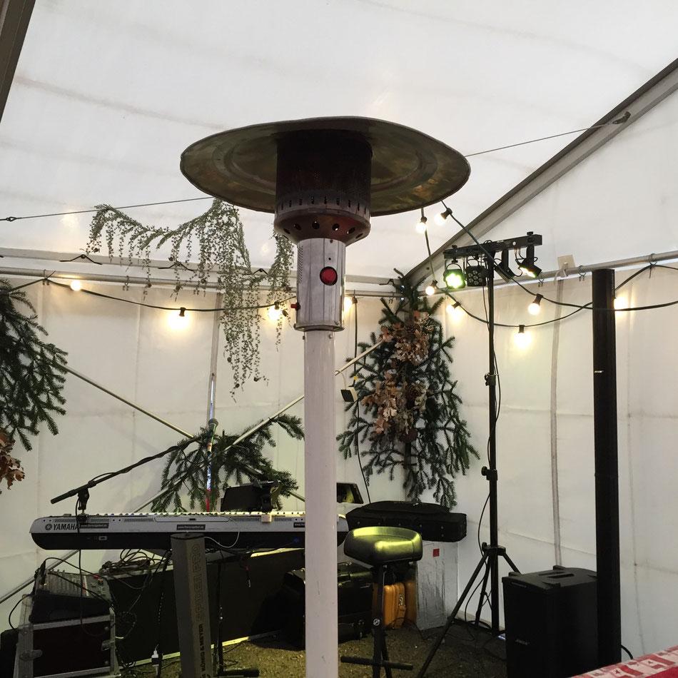 Alleinunterhalter DJ und Duo für Weihnachtsfeiern