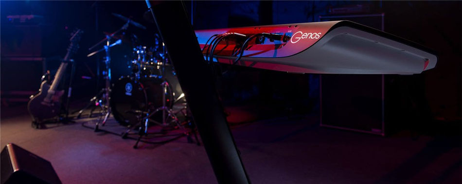Instrument: Yamaha Genos