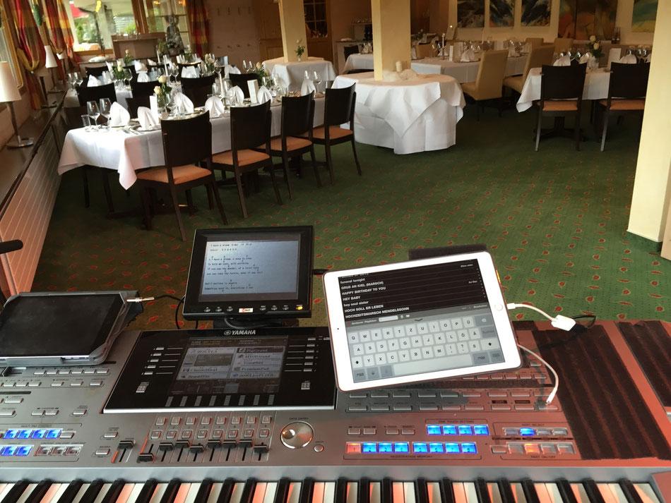 Gesang und DJ für Hochzeiten um Stuttgart