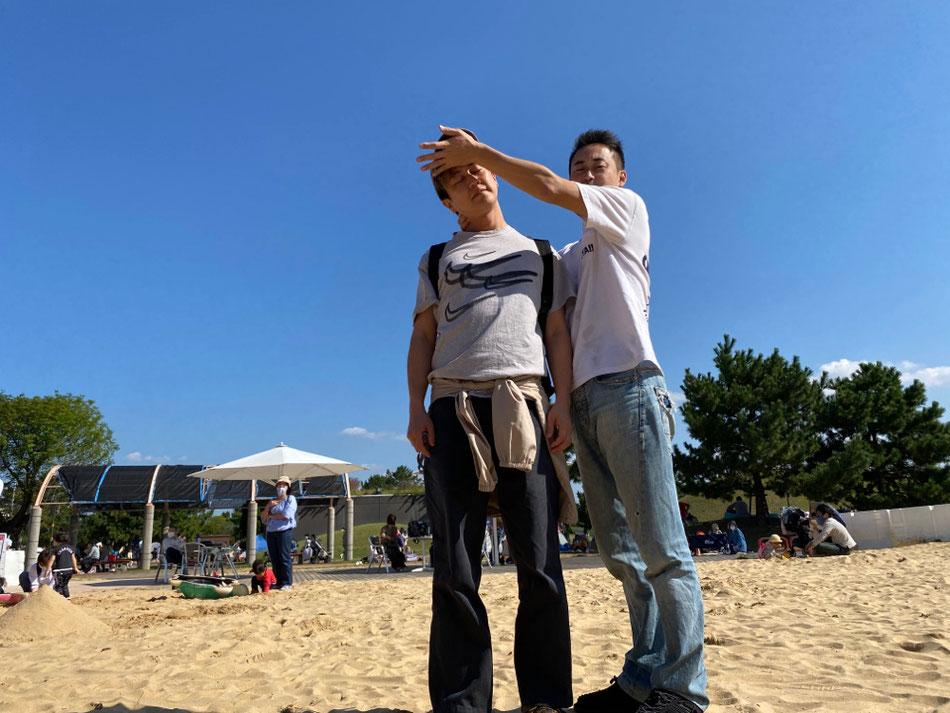 #若松区美容室ジャンナ#許斐さん#海の中道海浜公園【ひびきのカイロプラクティック】