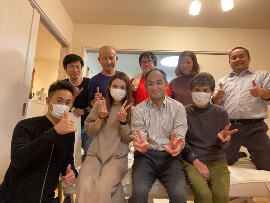 #DRT北九州#11月の月例会【#背骨ゆらし調整ならひびきの健康教室】#DRT