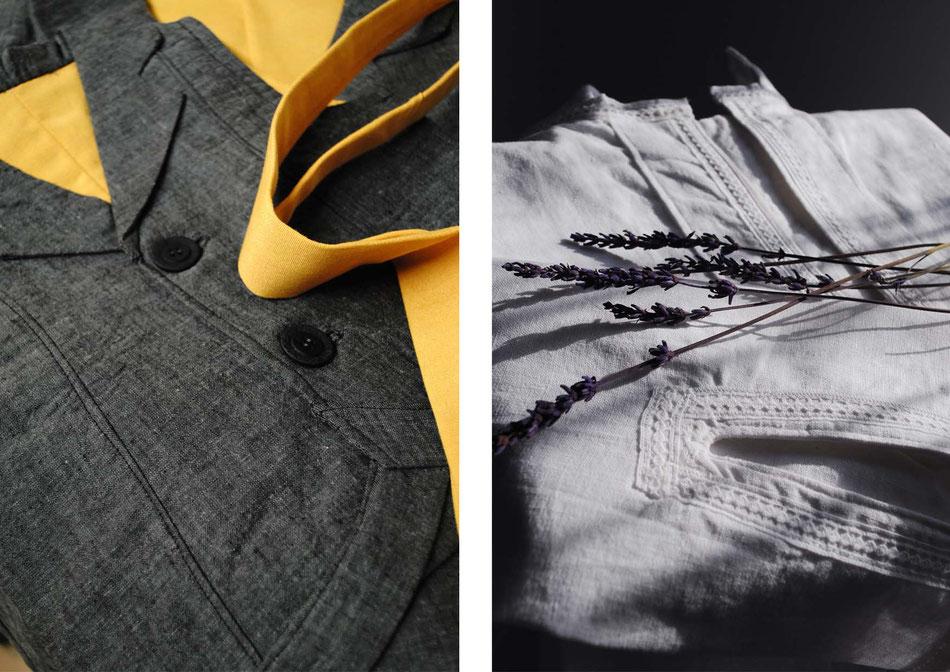 Camisa i armilla noi: L' armari d' eco