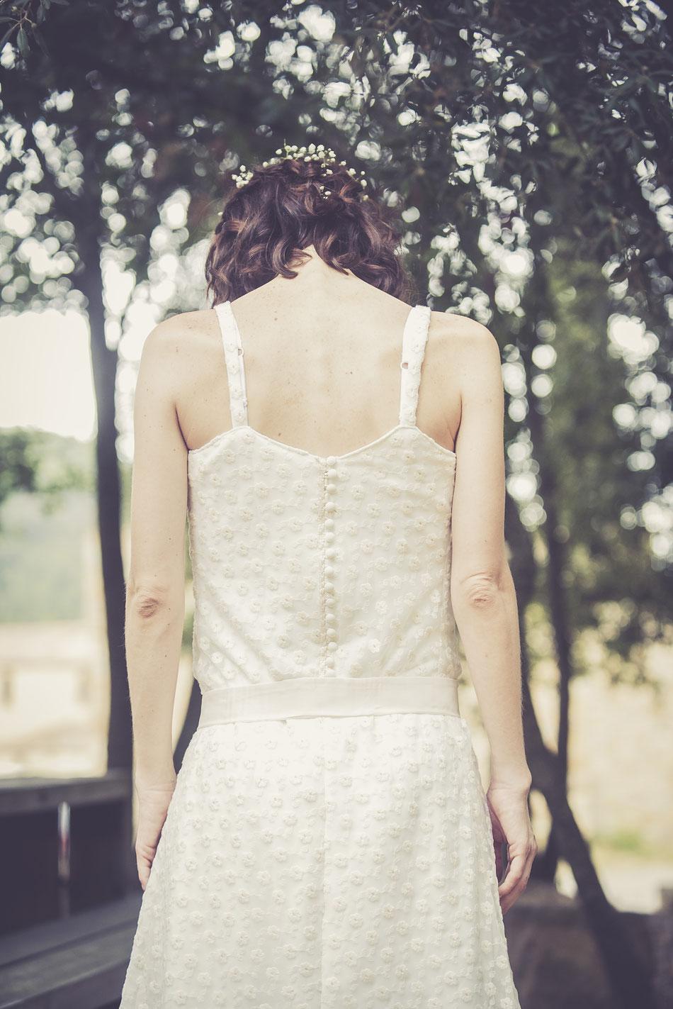 Vestit: l'Armari d'Eco. Model: Núria Soldevila. Fotografia: Oriol Segon