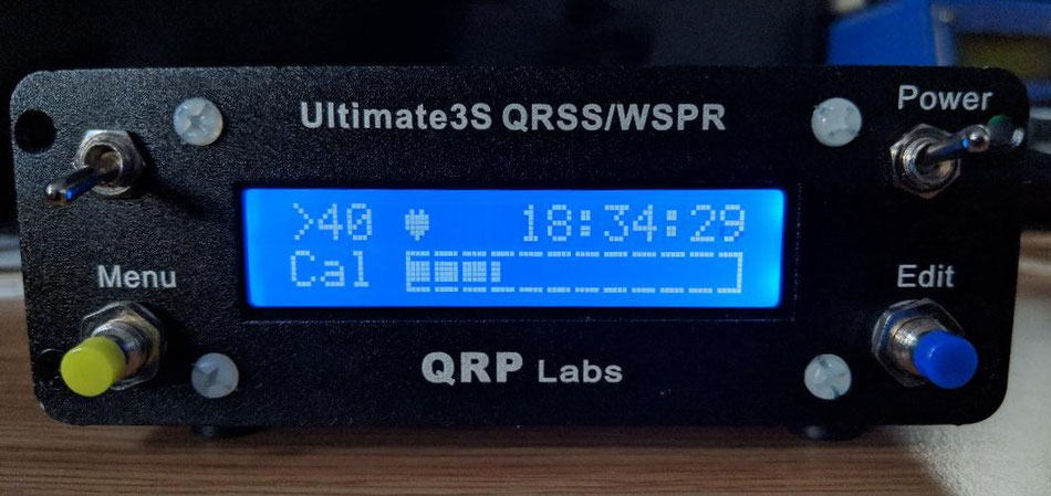 QRP-Labs Ultimate3S US3 beacon building tips - Amateur radio tips