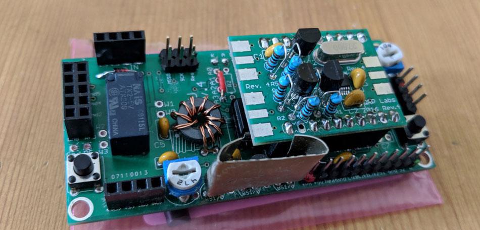 Ultimate U3S build WSPR beacon kit