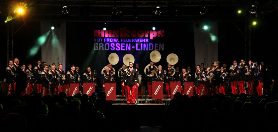 Eigene Konzertveranstaltung in Linden im Jahr 2019 (Bild 1)