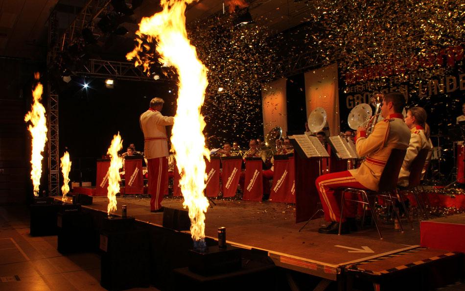 Eigene Konzertveranstaltung in Linden (Bild 3)