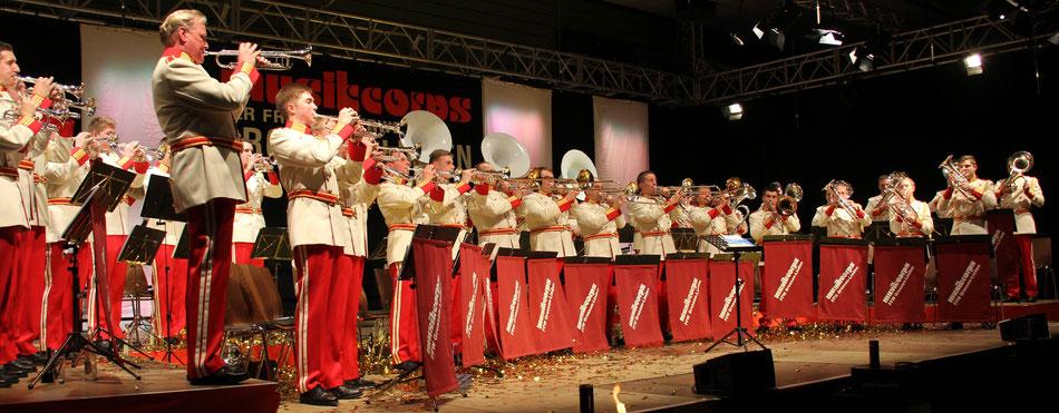 Eigene Konzertveranstaltung in Linden (Bild 2)