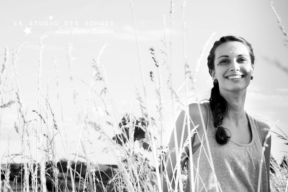 Séance Portrait - Le Studio des Songes - Anne-Sophie Cambeur - Photographe Dijon