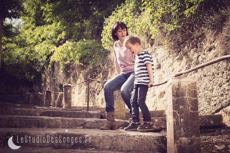Séance Famille Pesme Dijon Bourgogne Photographie Le Studio des Songes