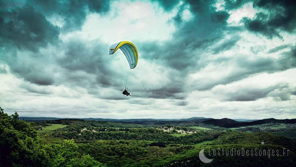 Parapente Le Studio des Songes