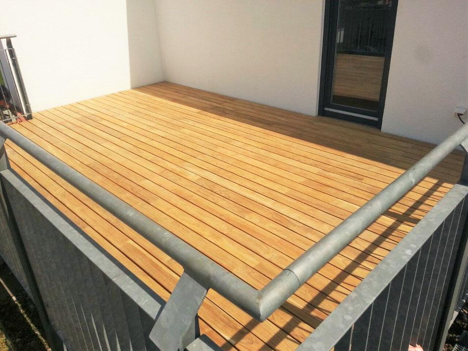 Holzterrasse München holzterrassen aus garapa terrassendielen holzbau karass webseite