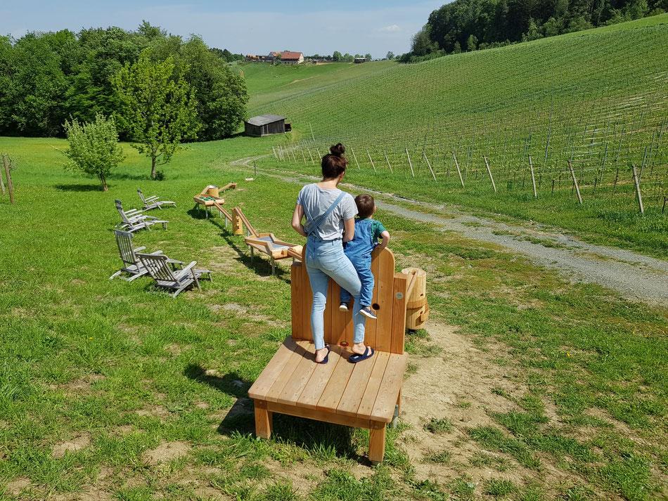 Kugelbahn Ratscher Landhaus