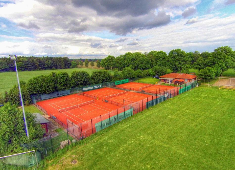 Tennisanlage VfL Altenhagen