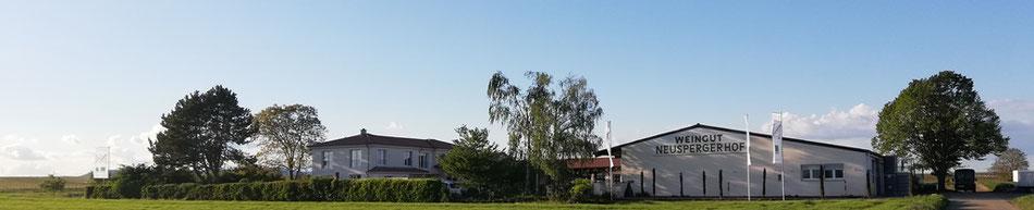 Sonnenaufgang Neuspergerhof
