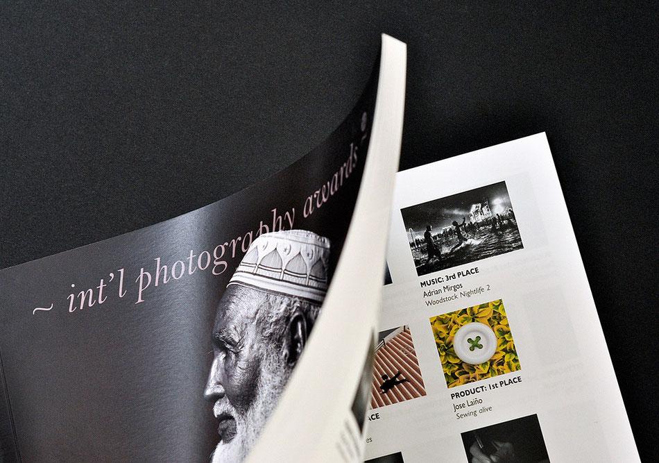 Libro IPA 12. Los Angeles. Premiados en los International Photography Awards 2014.