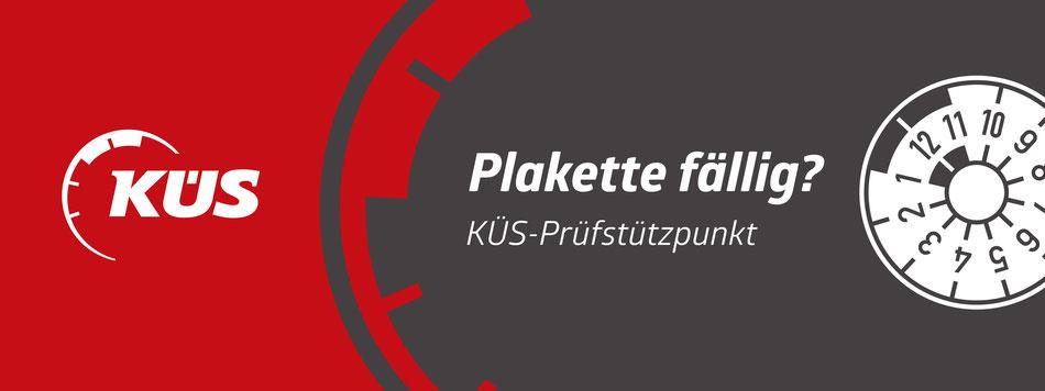 KÜS - TÜV - HU - Hauptuuntersuchung - Bergisch Gladbach, Bensberg