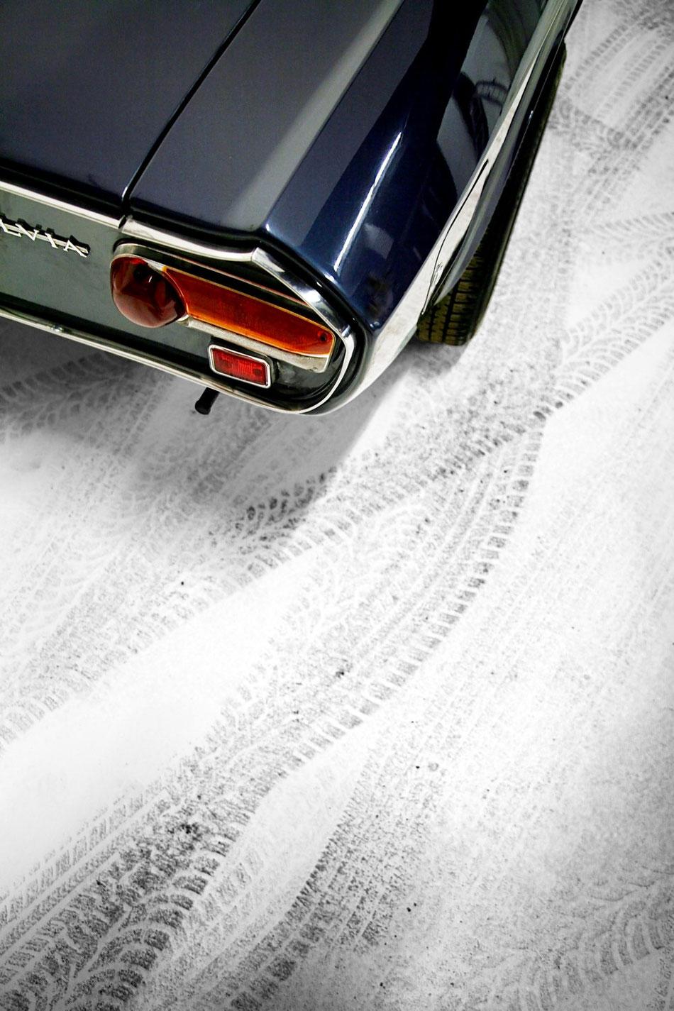 Lancia Fulvia Coupe 1.3 Heck